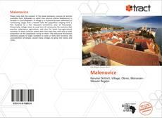 Обложка Malenovice