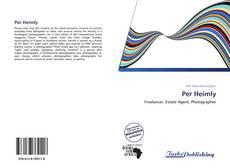 Buchcover von Per Heimly