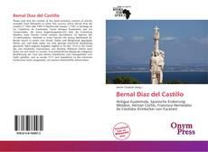 Portada del libro de Bernal Díaz del Castillo