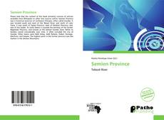 Bookcover of Semien Province