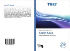 Bookcover of Semih Kaya