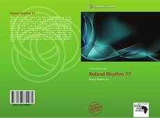 Portada del libro de Roland Rhythm 77