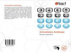 Buchcover von Antinukleärer Antikörper