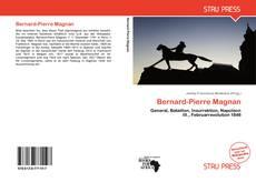 Bookcover of Bernard-Pierre Magnan