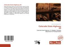 Colorado State Highway 64 kitap kapağı