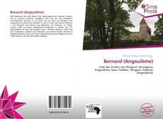 Capa do livro de Bernard (Angoulême)