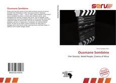 Copertina di Ousmane Sembène