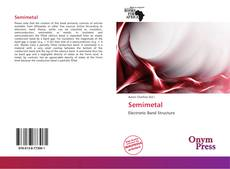 Bookcover of Semimetal