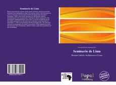 Capa do livro de Seminario de Lima