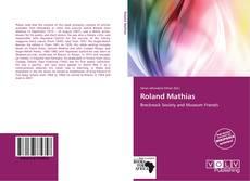 Bookcover of Roland Mathias