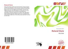 Bookcover of Roland Owie