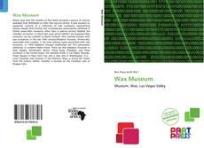 Обложка Wax Museum