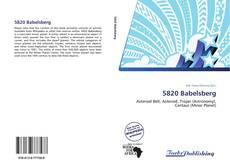 Buchcover von 5820 Babelsberg