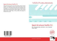 Bookcover of Sport & Leisure Swifts F.C.