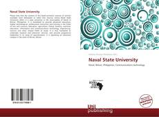 Bookcover of Naval State University