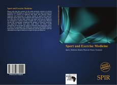 Capa do livro de Sport and Exercise Medicine