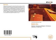 Copertina di Beth Din