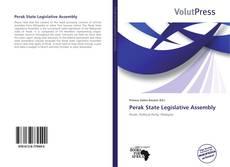 Bookcover of Perak State Legislative Assembly