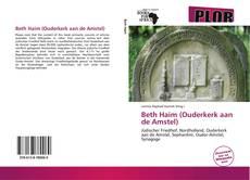 Capa do livro de Beth Haim (Ouderkerk aan de Amstel)