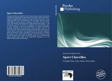 Bookcover of Sport Chorrillos