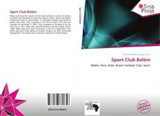 Bookcover of Sport Club Belém