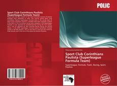 Copertina di Sport Club Corinthians Paulista (Superleague Formula Team)