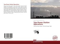 Bookcover of Tejo Power Station Operations