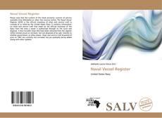 Buchcover von Naval Vessel Register