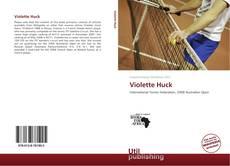 Violette Huck的封面