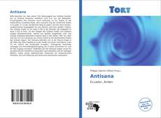 Couverture de Antisana