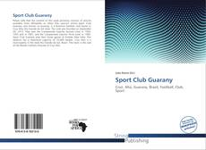 Bookcover of Sport Club Guarany