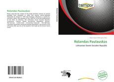 Couverture de Rolandas Paulauskas