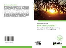 Bethanien (Namibia)的封面