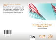 Buchcover von Rolando 2: Quest for the Golden Orchid