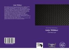 Buchcover von Antje Möldner