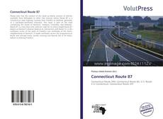 Capa do livro de Connecticut Route 87