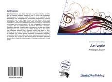 Buchcover von Antivenin