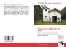 Buchcover von Bethaus der Baptisten in Jever