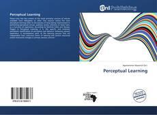 Couverture de Perceptual Learning