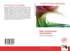 Bookcover of Role, Pomeranian Voivodeship