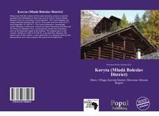 Buchcover von Koryta (Mladá Boleslav District)