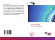 Portada del libro de Perch (Unit)