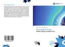 Couverture de Perceptual Trap