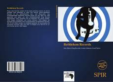 Bethlehem Records的封面