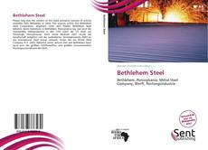 Bookcover of Bethlehem Steel