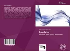 Bookcover of Percolation