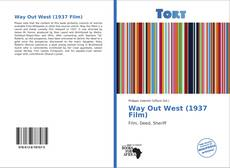 Portada del libro de Way Out West (1937 Film)