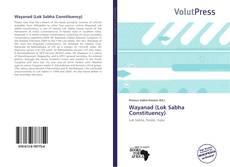 Bookcover of Wayanad (Lok Sabha Constituency)