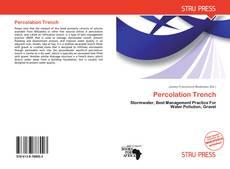 Обложка Percolation Trench