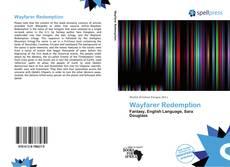 Wayfarer Redemption kitap kapağı